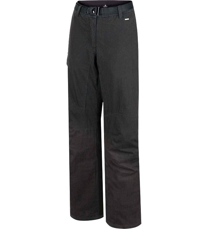 ALPINE PRO GAIA Dámské zateplené kalhoty 10002990L černá 36