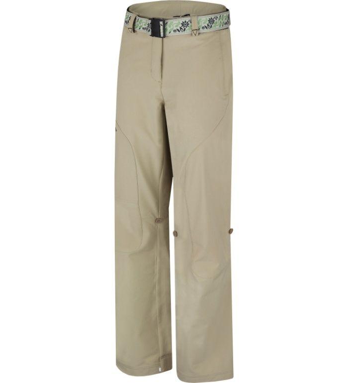 ALPINE PRO HYPSEUS Dámské softshell kalhoty 10065905 twill M-42