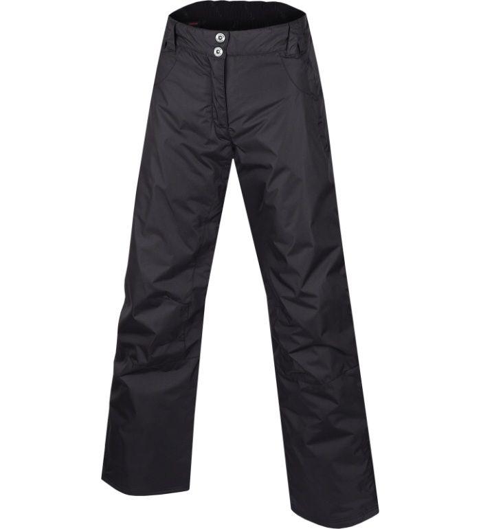 ALPINE PRO HELI Dámské lyžařské kalhoty 10149990 černá XXL