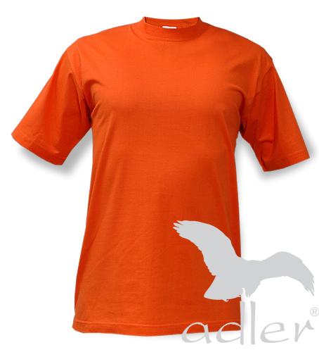ADLER Classic Unisex triko 10111 oranžová