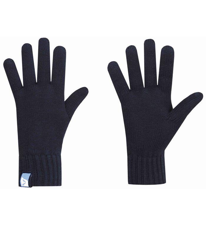 ALPINE PRO Monte Pánské pletené rukavice 45003990 černá L