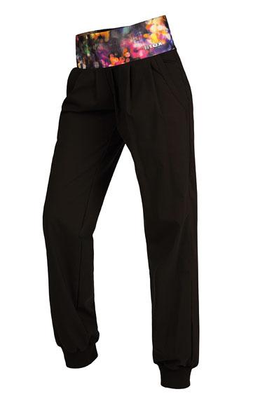 LITEX Kalhoty dámské dlouhé. 50034901 černá M