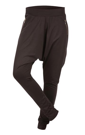 LITEX Kalhoty dámské dlouhé s nízkým sedem. 50108901 černá S