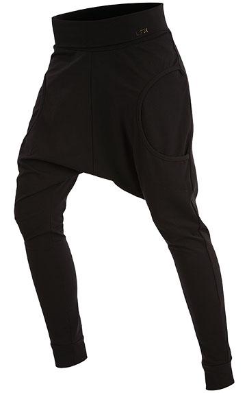 LITEX Kalhoty dámské dlouhé s nízkým sedem. 50147901 černá S