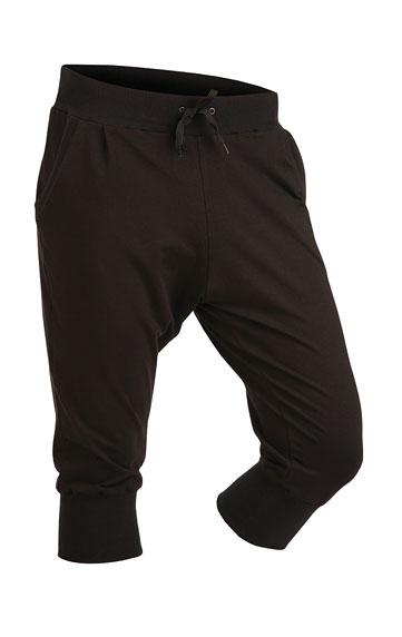 LITEX Kalhoty dámské 3/4 s nízkým sedem. 50172901 černá XL