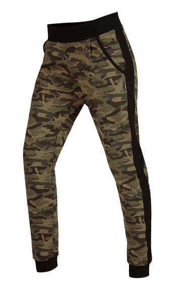 LITEX Kalhoty dámské dlouhé s nízkým sedem. 50217999 tisk S
