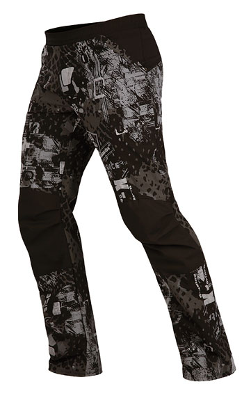 LITEX Kalhoty pánské dlouhé. 50263999 tisk M