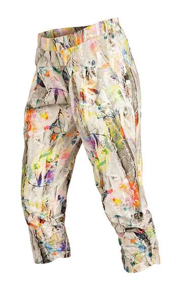 LITEX Kalhoty dámské v 3/4 délce. 50331999 tisk M