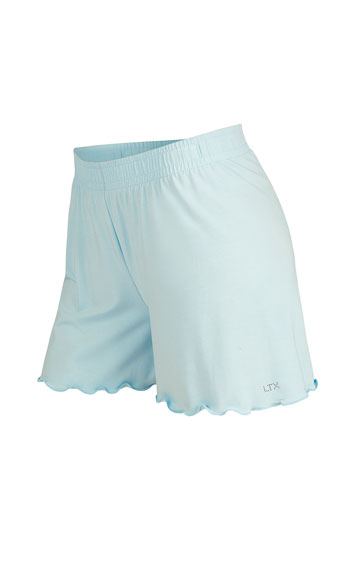 LITEX Dámské pyžamo - kraťasy. 50444501 světle modrá S