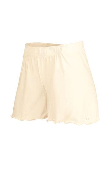 LITEX Dámské pyžamo - kraťasy. 50450101 smetanová S