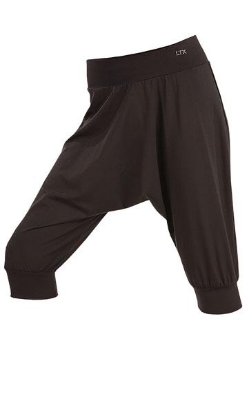 LITEX Kalhoty dětské 3/4 s nízkým sedem. 50471901 černá 134