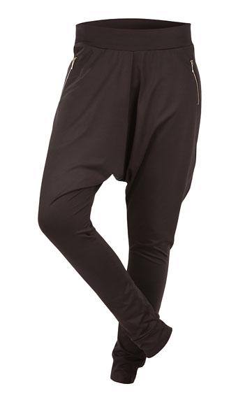 LITEX Kalhoty dámské dlouhé s nízkým sedem. 51085901 černá S