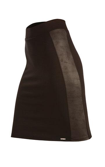 LITEX Sukně dámská do pasu. 51095901 černá XL