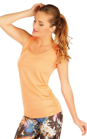 LITEX Tílko dámské. 51156201 oranžová S
