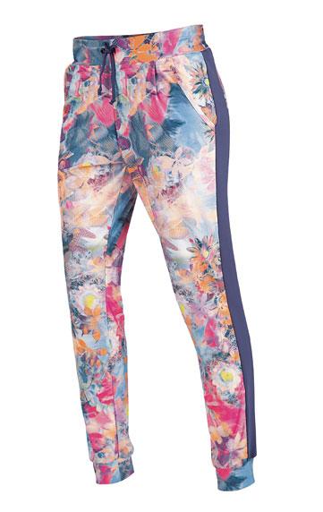 LITEX Kalhoty dámské dlouhé s nízkým sedem. 51176999 tisk S