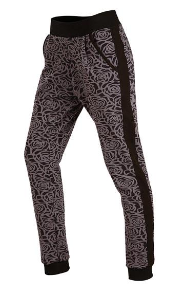 LITEX Kalhoty dámské dlouhé s nízkým sedem. 51274999 tisk S