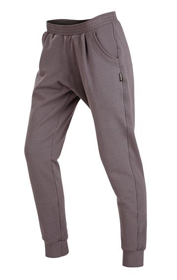 LITEX Kalhoty dámské dlouhé s nízkým sedem. 51275118 tmavě šedá S
