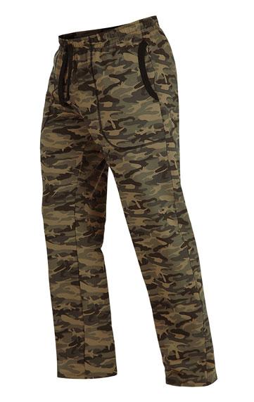 LITEX Kalhoty pánské dlouhé. 51281999 tisk M