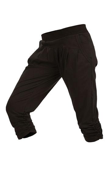 LITEX Kalhoty dámské v 3/4 délce. 51293901 černá S