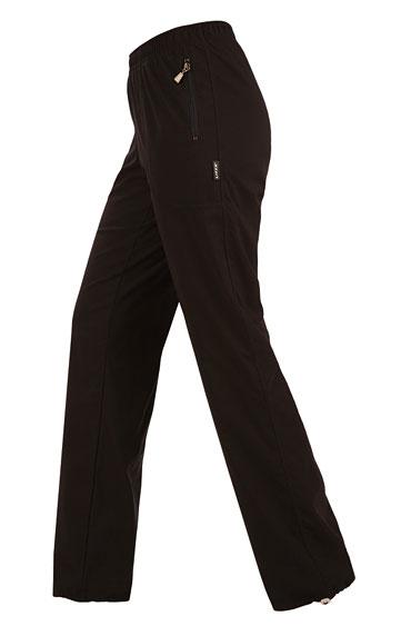 LITEX Kalhoty dámské zateplené - prodloužené. 51340901 černá SP