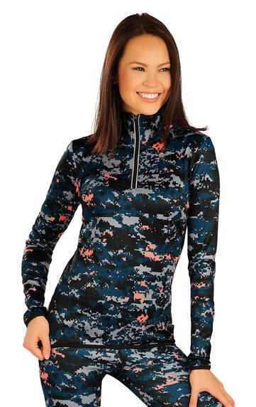 LITEX Termo triko dámské s dlouhým rukávem. 51397999 tisk L