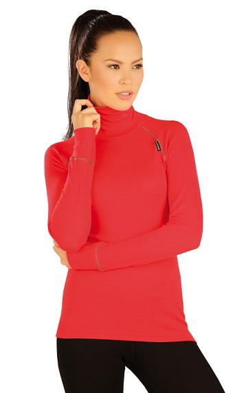 LITEX Termo rolák dámský s dlouhým rukávem. 51412306 červená S