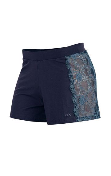 LITEX Dámské pyžamo - kraťasy. 51436514 tmavě modrá S