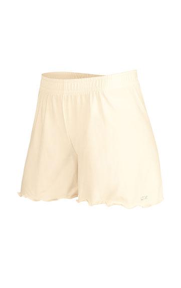LITEX Dámské pyžamo - kraťasy. 51441101 smetanová S