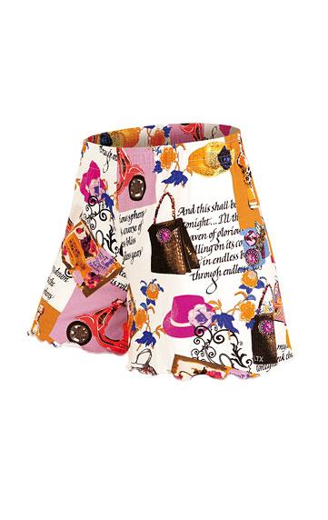 LITEX Dámské pyžamo - kraťasy. 51447999 tisk S