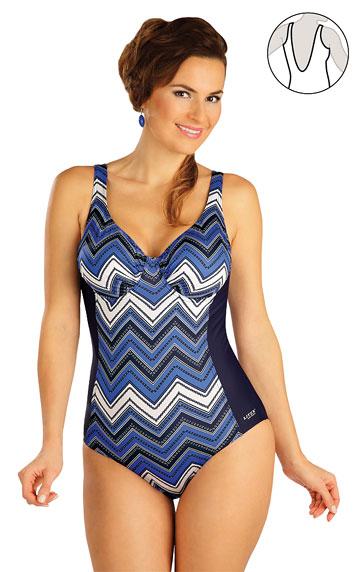 LITEX Jednodílné plavky s kosticemi. 52406 38 f57575c3a2