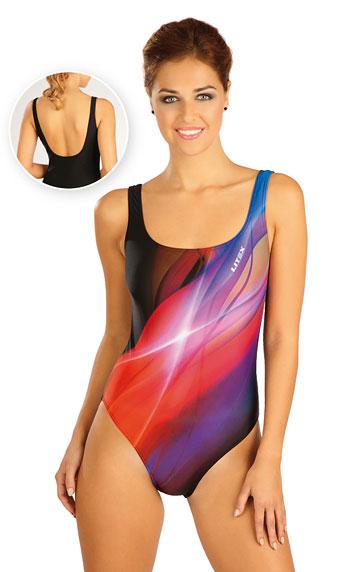 LITEX Jednodílné sportovní plavky. 52504 42