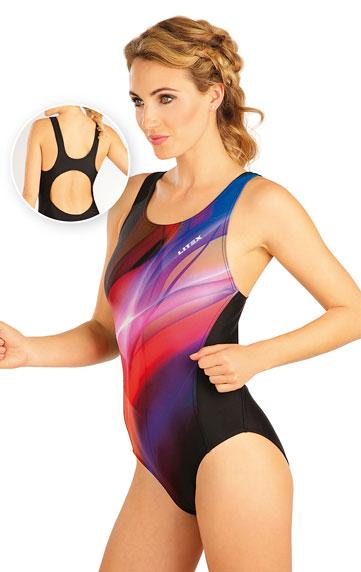 LITEX Jednodílné sportovní plavky. 52505 36
