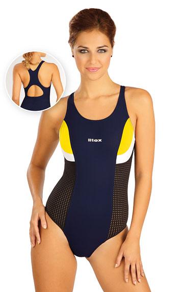 LITEX Jednodílné sportovní plavky. 52512 36