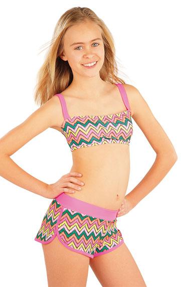 LITEX Dívčí plavky top. 52574