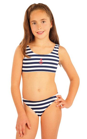 LITEX Dívčí plavky top. 52591