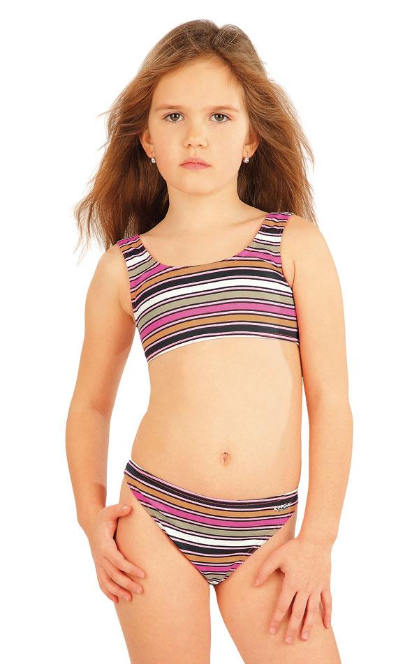 LITEX Dívčí plavky top. 52605 116