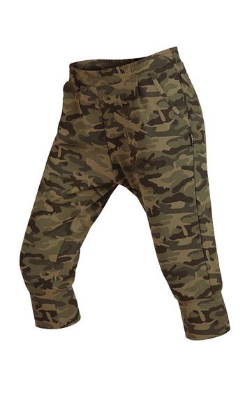 LITEX Kalhoty dámské 3/4 s nízkým sedem. 54082999 tisk S