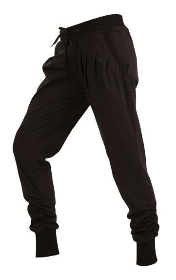 LITEX Kalhoty dámské dlouhé bokové. 54174901 černá S