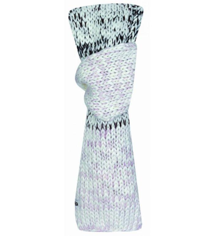ALPINE PRO Pluie Dámská pletená šála 7812805 lilie UNI