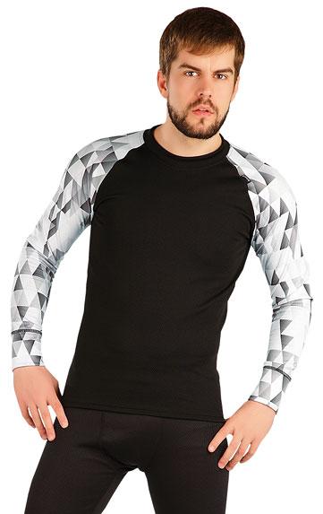 LITEX Termo triko pánské s dlouhým rukávem. 87015901 černá XXL