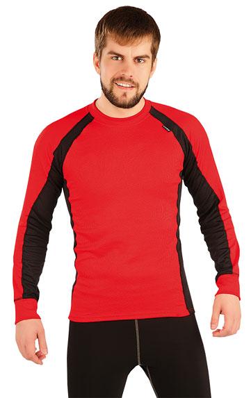 LITEX Termo triko pánské s dlouhým rukávem. 87019306 červená XXL