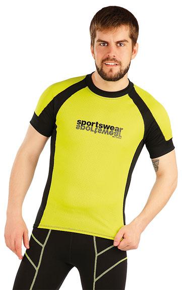 LITEX Termo triko pánské s krátkým rukávem. 87026103 citrónová M