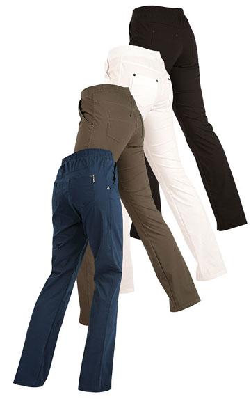 LITEX Kalhoty dámské dlouhé bokové. 87157100 Bílá M