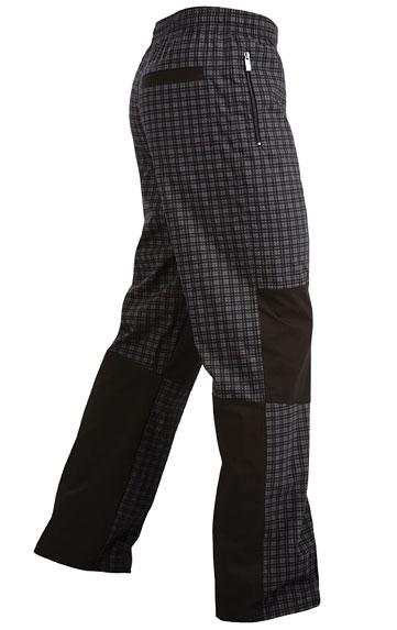 LITEX Kalhoty pánské dlouhé. 87175999 tisk XL