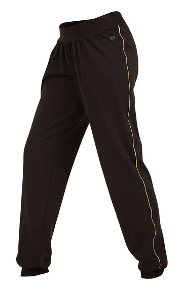 LITEX Kalhoty dámské dlouhé s nízkým sedem. 87218901 černá S