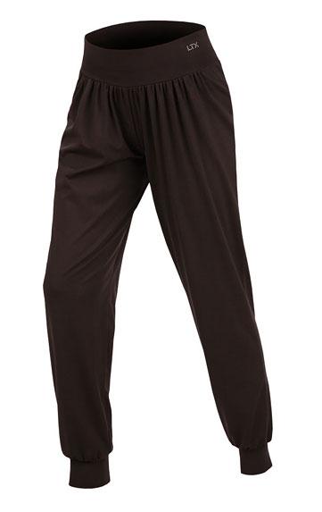 LITEX Kalhoty dětské s nízkým sedem dlouhé. 87491901 černá 134