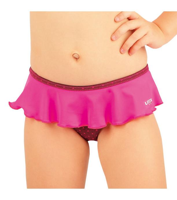 LITEX Dívčí plavkové kalhotky bokové. 88451