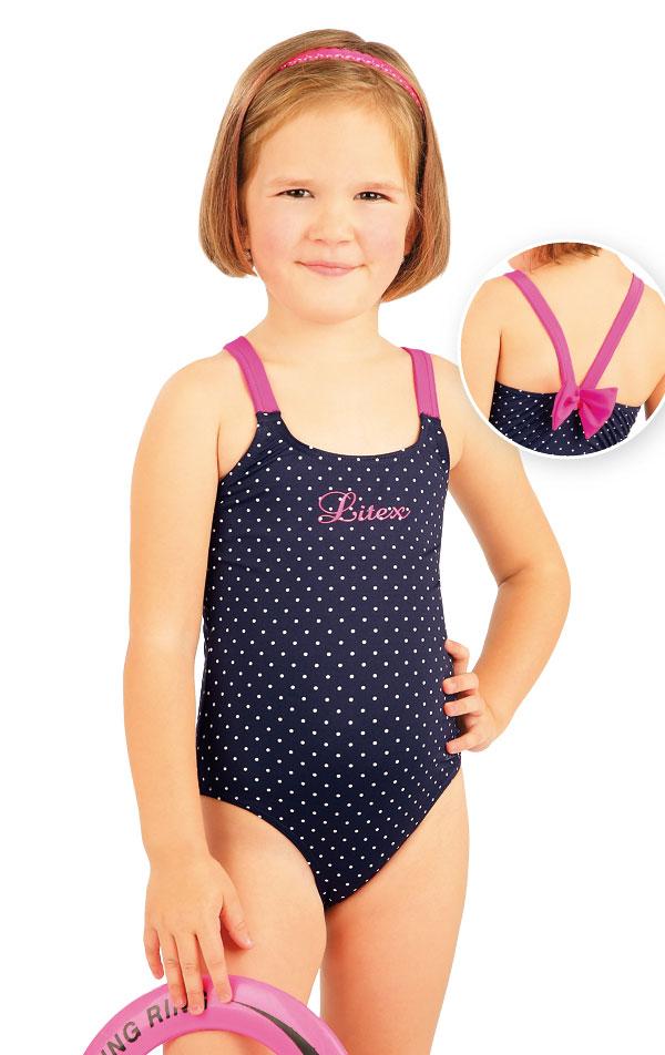 LITEX Jednodílné dívčí plavky. 88462 110