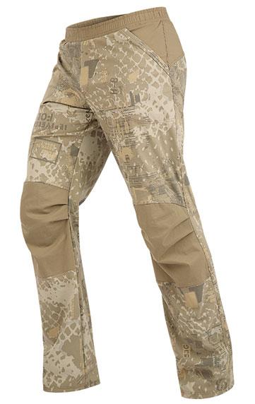 LITEX Kalhoty pánské dlouhé. 89160999 tisk XL