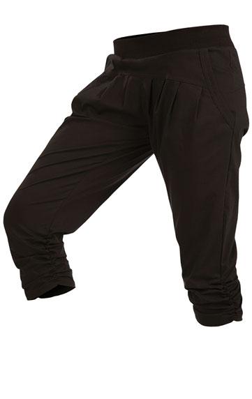 LITEX Kalhoty dámské v 3/4 délce. 89169901 černá M